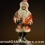 Santa Claus carving, $875,000, Sotheby's