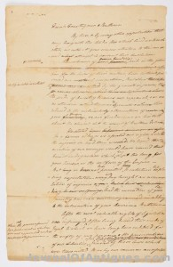 Continental document, $912,500, Keno Auctions