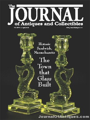 Journal of Antiques and Collectibles April 2014 Issue