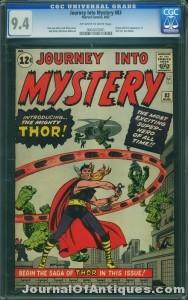 Rare Superman Cover Art, High Grade Comics Sell Big