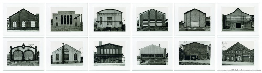 Gavels 'n' Paddles: Becher suite of 12 prints, $125,000, Swann Auction