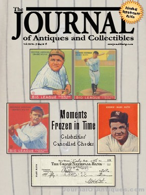 Journal of Antiques and Collectibles May 2014 Issue