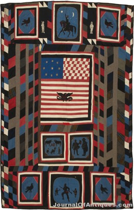 Civil-War Era Textiles Offer a New Perspective on America's Past at the New York Historical Society