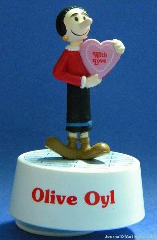 Ninety Five Years of Olive Oyl