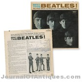 Gavels 'n' Paddles: Signed Beatles album, $118,230, RR Auction