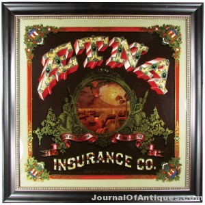 Gavels 'n' Paddles: Aetna Insurance Co. sign, $51,300, Showtime Auction