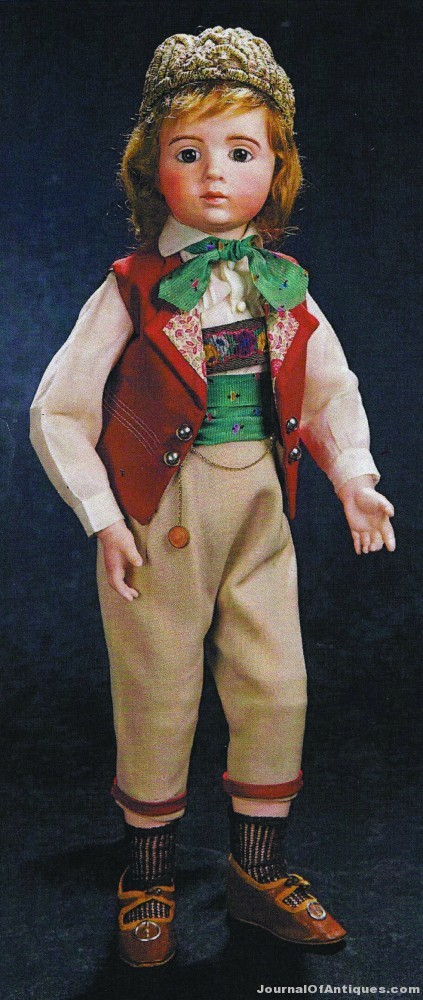 Gavels 'n' Paddles: Albert Marque doll #27, $300,000+, Theriault's