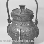 Gavels 'n' Paddles: Chinese wine vessel, $20,425, Schwenke's