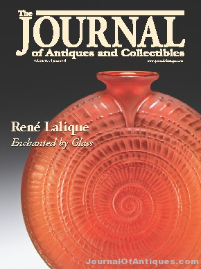 Journal of Antiques and Collectibles June 2014 Issue
