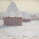 Gavels 'n' Paddles: Guy Rose oil painting, $120,000, John Moran