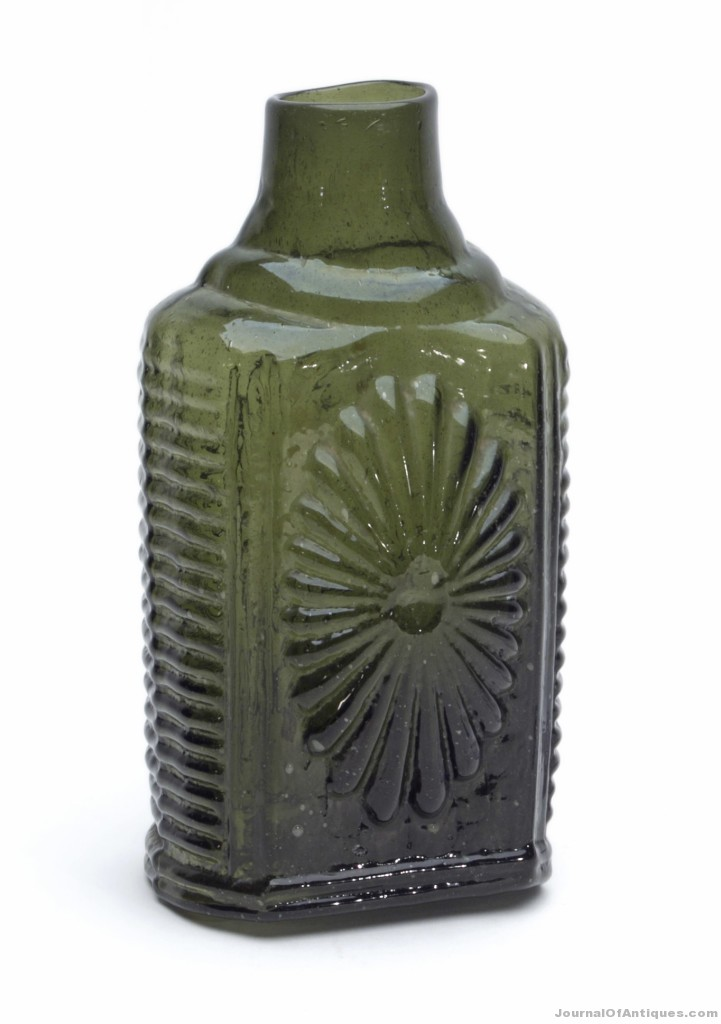 Gavels 'n' Paddles: Sunburst Snuff Jar, $57,330, Heckler's