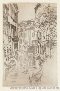 Gavels 'n' Paddles: Whistler's Quiet Canal, $65,000, Swann Auction