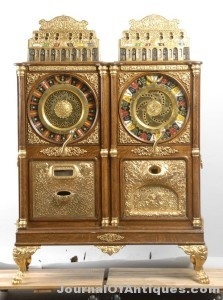 Gavels 'n' Paddles: Caille slot machine, $90,000, Morphy's