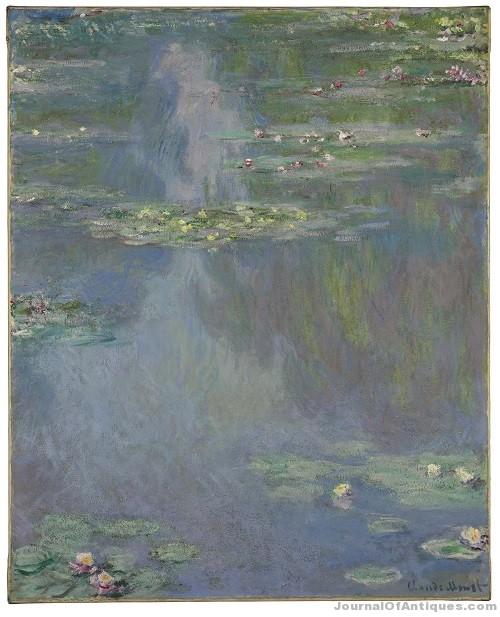 Gavels 'n' Paddles: Claude Monet painting, $27 million, Christie's