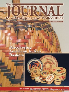 Journal of Antiques and Collectibles July 2014 Issue