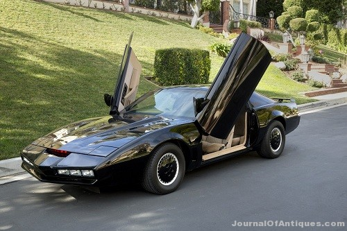 Gavels 'n' Paddles: Hasselhoff's car, $152,600, Julien's