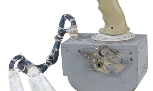 Gavels 'n' Paddles: Apollo 15 hand controller, $610,063, RR Auction