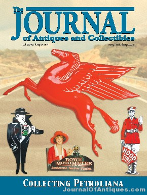 Journal of Antiques and Collectibles August 2014 Issue