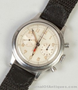 Gavels 'n' Paddles: Men's Longines watch, $50,600, Cottone Auctions