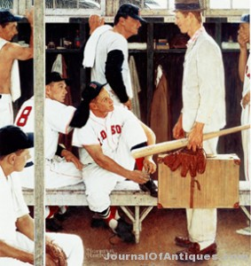 Gavels 'n' Paddles: Norman Rockwell painting, $22.565 million, Christie's