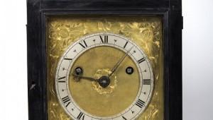 Gavels 'n' Paddles: Samuel Betts English clock, $109,250, Jeffery S. Evans