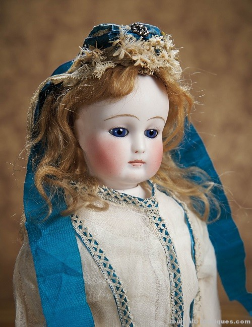 Gavels 'n' Paddles: French bisque doll, $36,000, Theriault's
