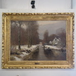 Gavels 'n' Paddles: Louis Apol oil painting, $16,000, Richard D. Hatch
