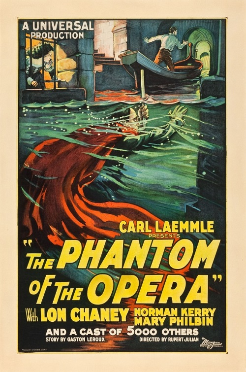 Gavels 'n' Paddles: The Phantom movie poster, $203,150, Heritage Auctions