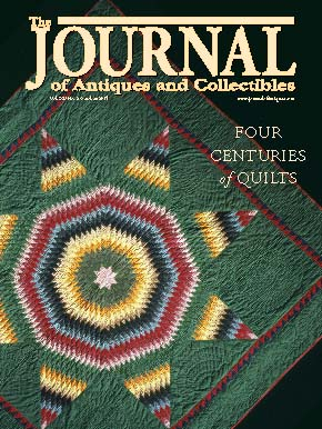 Journal of Antiques and Collectibles October 2014 Issue