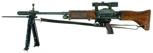 Gavels 'n' Paddles - Nazi paratrooper rifle, $299,000, Rock Island
