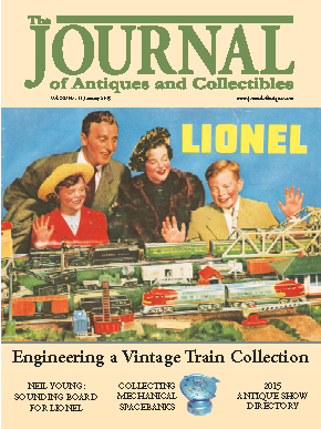 Journal of Antiques and Collectibles January 2015