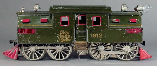 Lionel Standard Gauge: 1906 – 1940