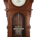 Gavels 'n' Paddles: E. Howard No. 47 clock, $356,950, Fontaine's Auction