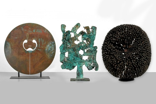 Gavels 'n' Paddles: Harry Bertoia sculpture, $48,800, Palm Beach Modern