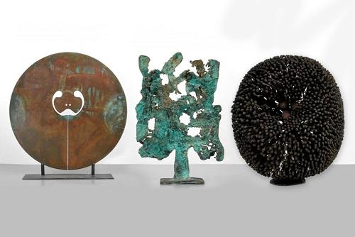 Gavels 'n' Paddles: Harry Bertoia sculpture, $48,800, Palm Beach Modern
