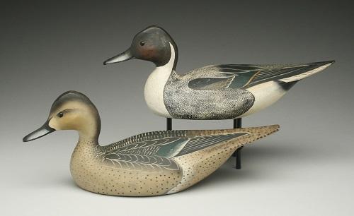 Gavels 'n' Paddles: Ward Brothers pintails, $105,000, Guyette & Deeter