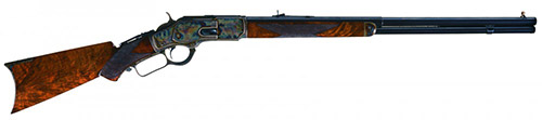 Gavels 'n' Paddles: Winchester Model 1873, $149,500, Rock Island