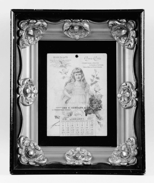 Gavels 'n' Paddles: 1891 Coca-Cola calendar, $150,000, Morphy Auctions