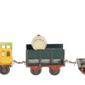 Gavels 'n' Paddles: 1902 Marklin locomotive: $121,000, Noel Barrett