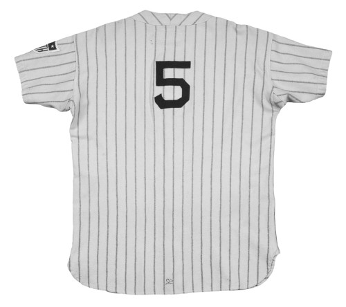 Gavels 'n' Paddles: 1942 Joe DiMaggio jersey, $169,400, Goldin Auctions
