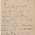 Gavels 'n' Paddles: Titanic survivor letter: $11,875, RR Auction