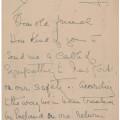 Gavels 'n' Paddles: Titanic survivor letter: $11,875, RR Auction