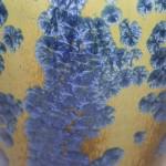 $3,046 (48 bids): 1941 Pisgah Forest American Art Pottery Crystalline Vase