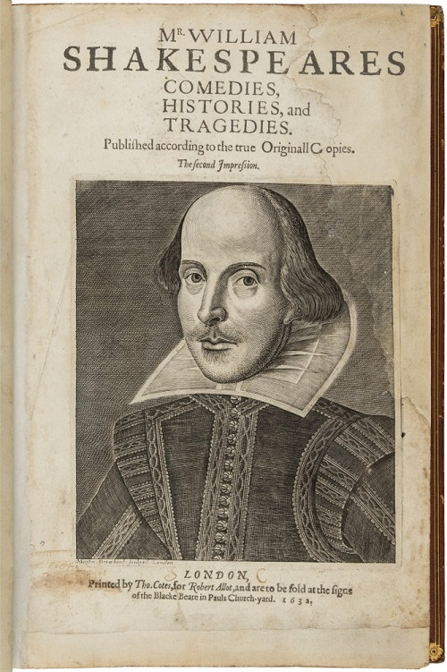 Gavels 'N Paddles: 1632 Shakespeare folio, $114,000, PBA Galleries