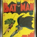 Gavels 'N Paddles: Copy of Batman #1, $237,300, Philip Weiss