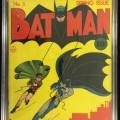 Gavels 'N Paddles: Copy of Batman #1, $237,300, Philip Weiss