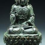 Gavels 'N Paddles: Ming Dynasty Quanyin, $189,600, James D. Julia