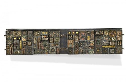 Gavels 'N Paddles: Paul Evans cabinet, $183,750, Rago Arts