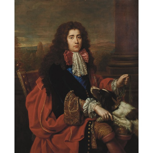 Gavels 'N Paddles: Pierre Mignard portrait, $81,250, Doyle New York