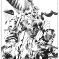 The Art of Steve Epting and Jim Aparo Comes to GEM, Along with a Lot of Zombies